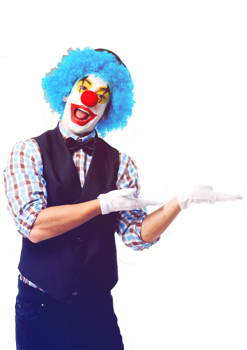delon balloon clown